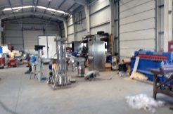 Hala pt productie-Floresti